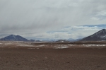 Lots of mountains in Boliva.